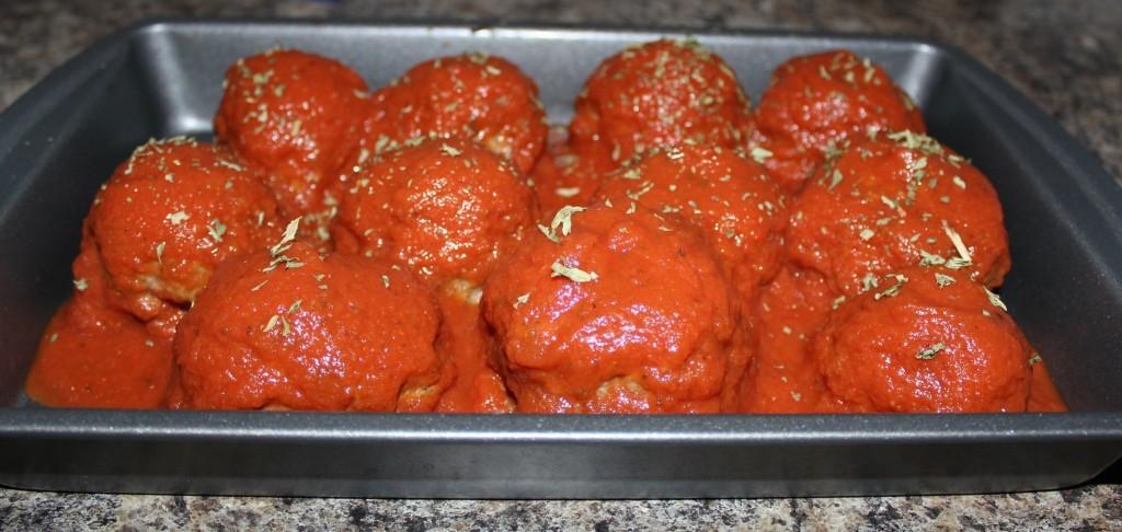 Big Meatball Recipe