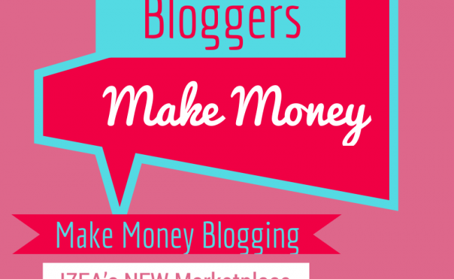 5 Reasons To Earn Money Blogging With IZEA
