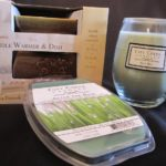 Aromatic Fragrances in the Air with Candle Warmers, Etc.
