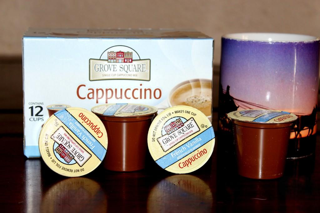Cocoa, Coffee, and Cappuccino Single Serve K-Cups - Oh My!