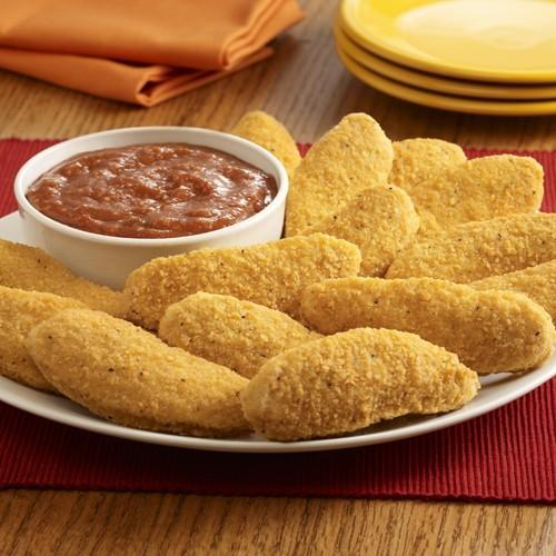 Chicken Strips with Zesty Dipping Sauce