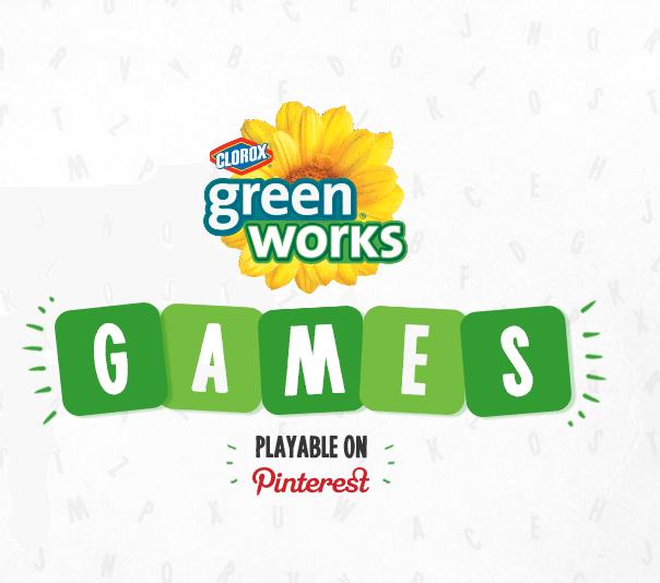 Clorox Green Works Pinterest Game