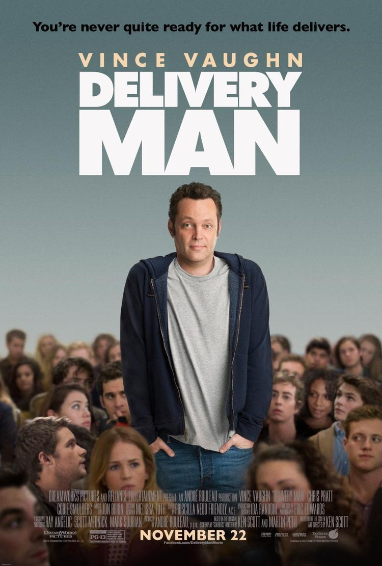 Office Delivery Man Movie Poster