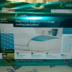 Dream Sweetly with a Comfort Revolution Hydraluxe Cooling Gel Pillow