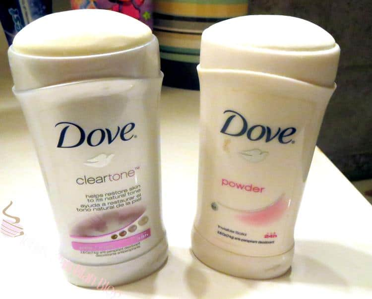 Dove Clear Tone Deodorant – Finally Someone Thinking About My Underarms