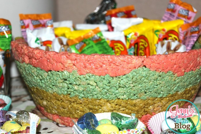 Easter Baket Ideas With Kids