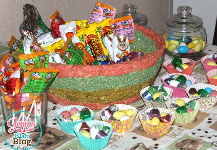 Easter Basket Ideas 700x483 #BunnyTrail Easter Ideas: Fun Easter Basket Ideas For Kids