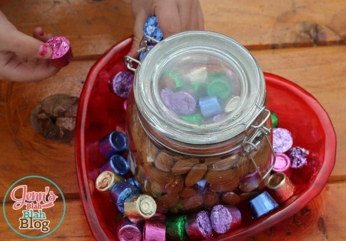 Easter Candy Decor Idea