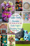 Easter Crafts and Easter Decorating Ideas 99x150 Sweet & Easy Decorations for Christmas Using Holiday M&Ms