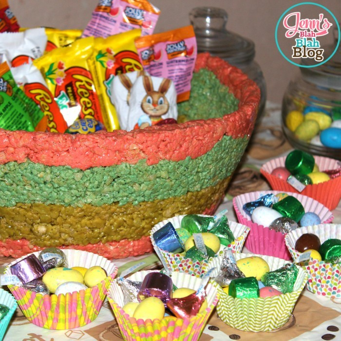 Easter Ideas With Kids 700x700 #BunnyTrail Easter Ideas: Fun Easter Basket Ideas For Kids