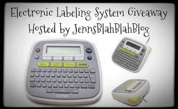 Electronic Labeling System giveaway