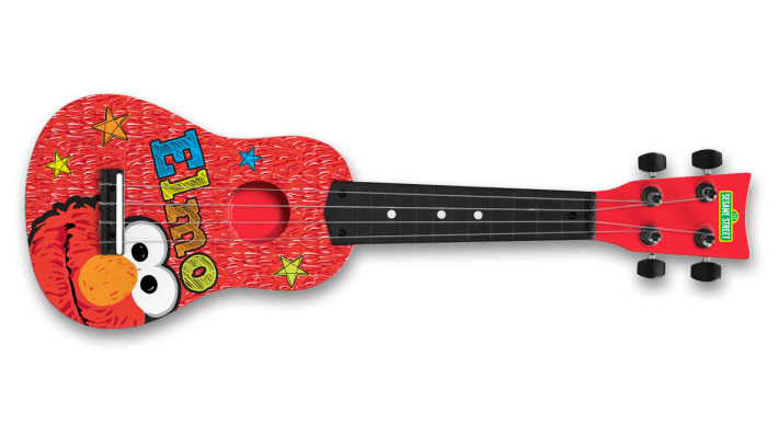 #Giveaway - Enter To #Win A Elmo Ukelele