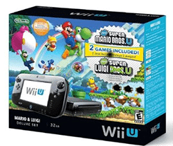 Enter To Win A Wii U Deluxe Set Giveaway: Enter To #Win A Wii U Deluxe Set!