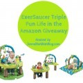 ExerSaucer Triple Fun Life in the Amazon