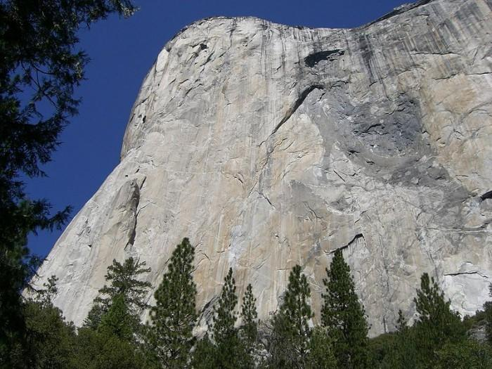Five 'Must Climb' Rock Faces in North America El Capitan, California