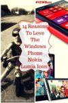 Fourteen Reasons to Love Windows Phone Nokia Lumia Icon #VZWBuzz