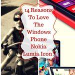 Fourteen Reasons to Love Windows Phone Nokia Lumia Icon #VZWBuzz