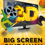 #Giveaways: Big Screen & More
