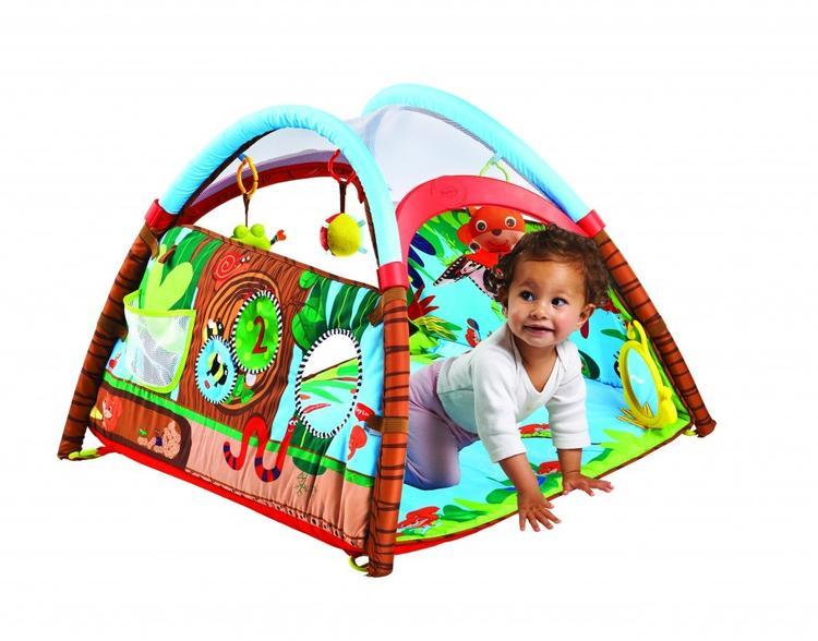 Gymini Developlace tunnel 1024x804 We Didn't Have Baby Gear Like This When My Kids Were Born!