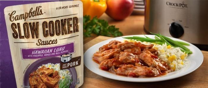 HAWIIAN CHICKEN slow cooker recipe
