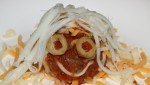 Spooky Monster Meatball Sub and Friends Fun Halloween Recipe