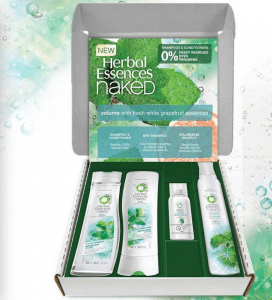 Herbal Essences Naked Add Volume To Your Hair