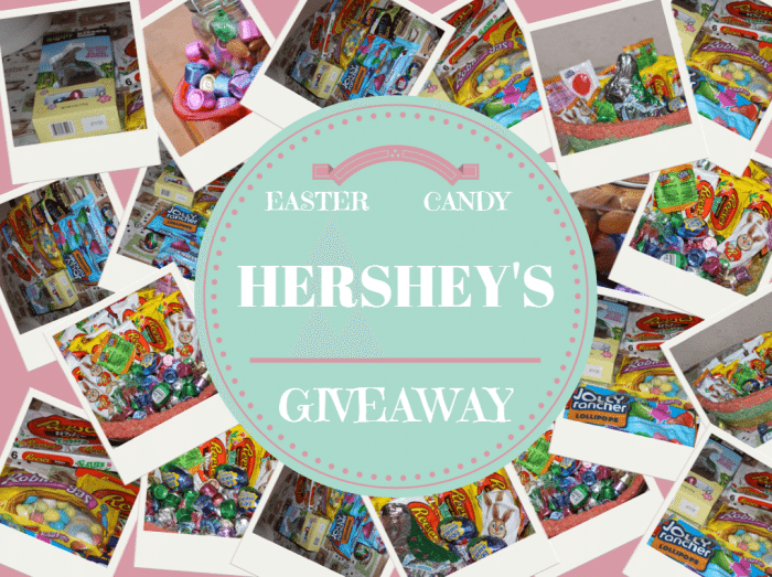 Hersheys Easter Candy Giveaway 700x523 #BunnyTrail Easter Ideas: Fun Easter Basket Ideas For Kids