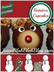 Fun Cupcake Ideas For Christmas: How to make Reindeer Cupcakes