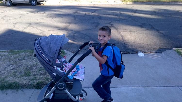 Endless Strolling With Stokke Scoot! 6