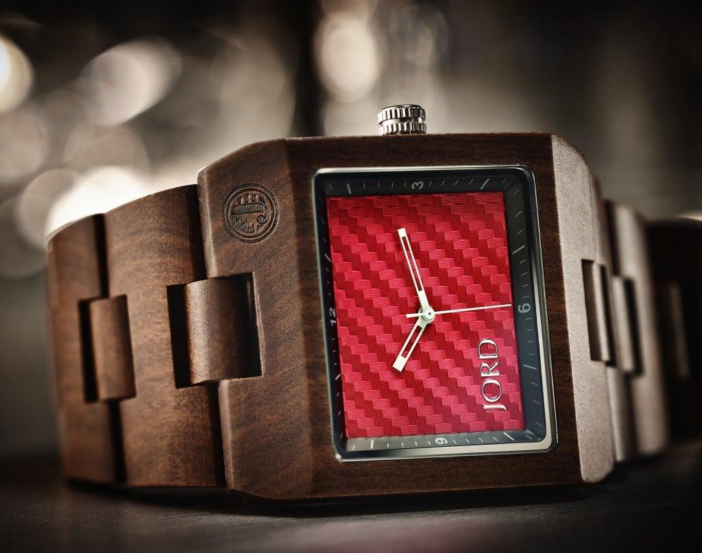 gift idea for him wood watch