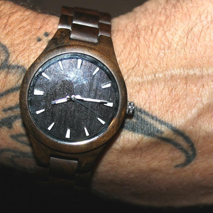 Jord wooden watches for valentines day
