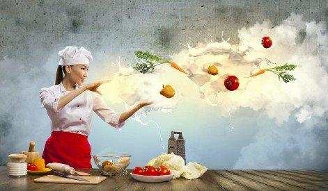 Kozzi asian female cooking with magic 472 X 275 Top Five Cooking Apps