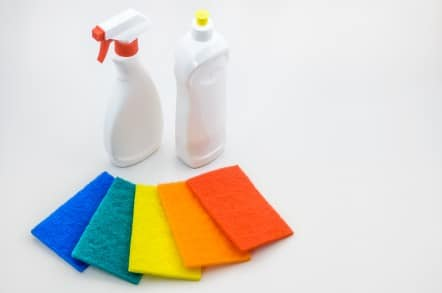 Four DIY Scented Household Cleaning Sprays