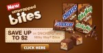 Grab Your Coupon – $2 off SNICKERS® and Milky Way® Bites Coupon #GameDayBites #shop