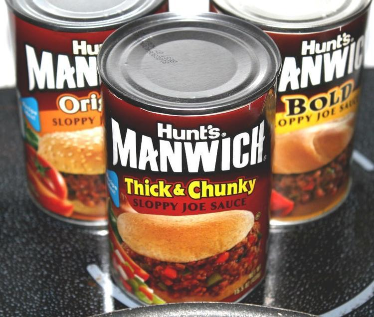 Manwich easy dinner ideas