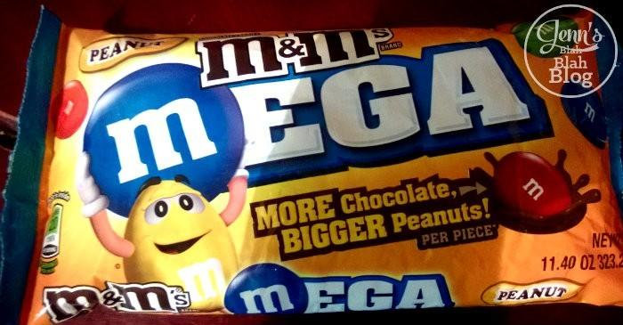 NEW Mega and Birthday Cake M&M'S® Brand Chocolate Candies
