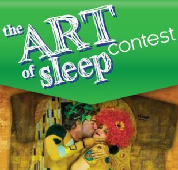 NATURE'S SLEEP PRESENTS THE ART OF SLEEP CONTEST