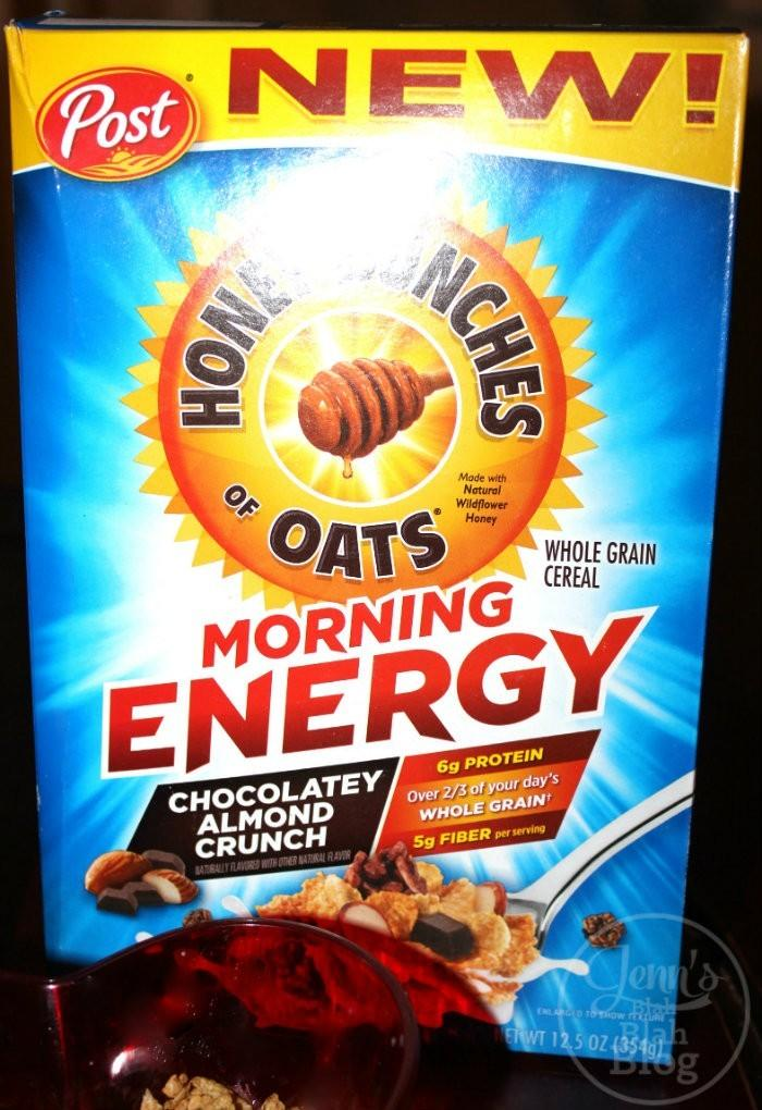 New Honey Bunches of Oats