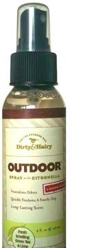 Dirty & Hairy's Outdoor Shampoo and Spray | Product Review