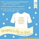 #Win big with Groupizo's Pin to Win Design Contest! #GroupizoDC