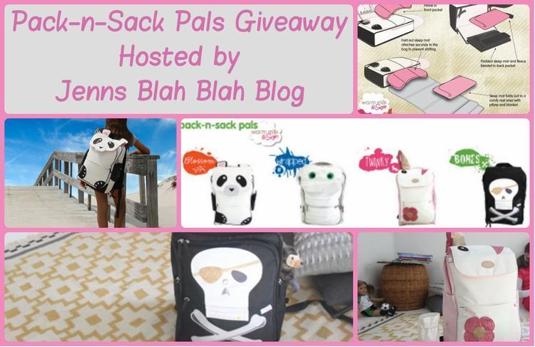 Pack n Sack Giveaway