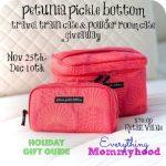 Petunia Pickle Bottom Giveaway
