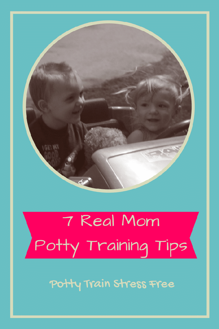 Real Mom Potty Training Tips How to Potty Train Without Stress