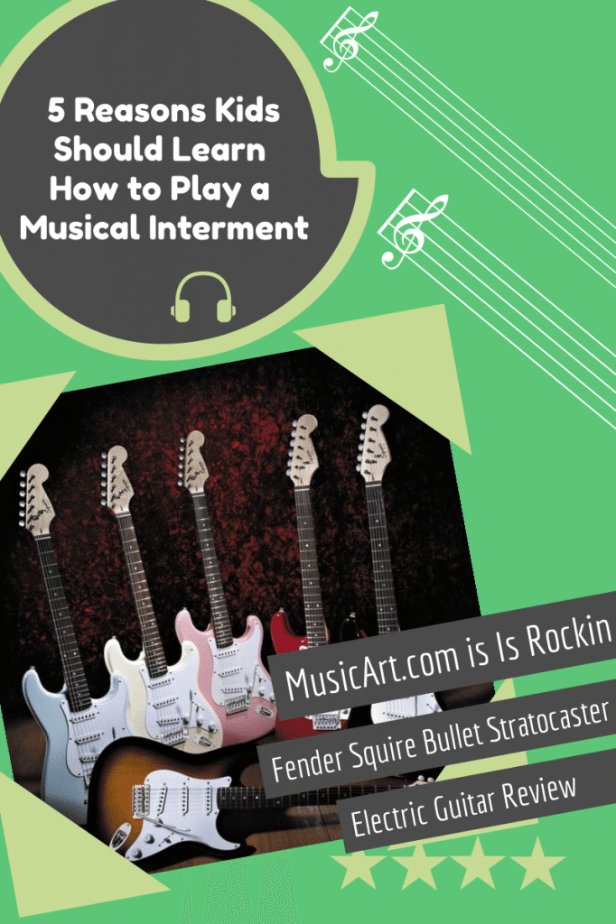 Reasons kids should play a musical interment1 682x1024 5 Reasons To Let Your Child Learn To Play The Electric Guitar!