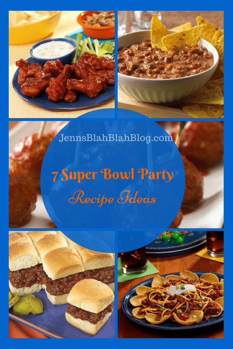 Ten Easy Super Bowl Recipe Ideas Made With #Manwich