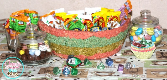 Things to do with candy for Easter 700x335 #BunnyTrail Easter Ideas: Fun Easter Basket Ideas For Kids