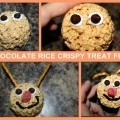Three Awesome Rice Crispy Treats Recipes - With Chocolate!
