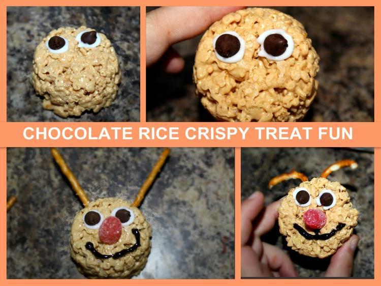 Three Awesome Rice Crispy Treats Recipes – With Chocolate!