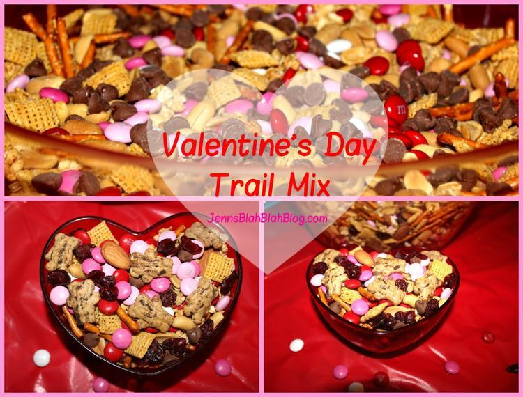 Trail Mix For Valentines Day Looking For Valentines Day Recipe Ideas Try Valentines Day Trail Mix