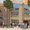 Universal CityWalk - The Cowfish and Italian Kitchen Concept Rendering